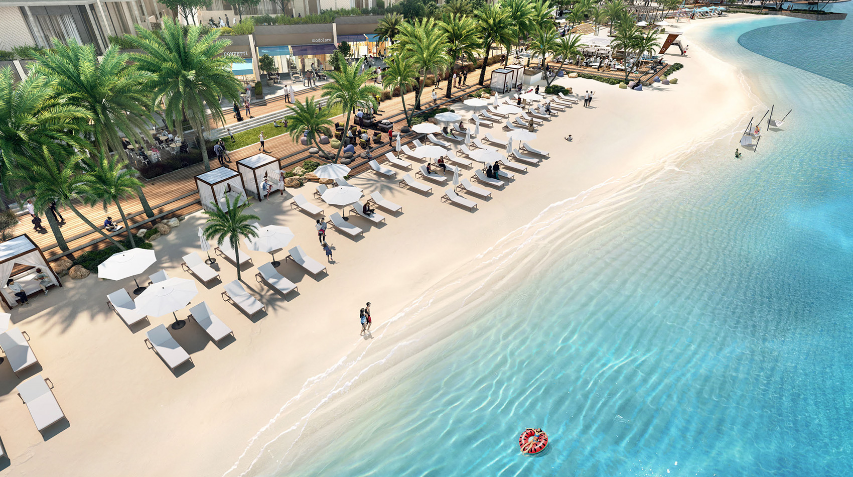 Emaar Palace Residences By Address Hotels + Resorts Amenities